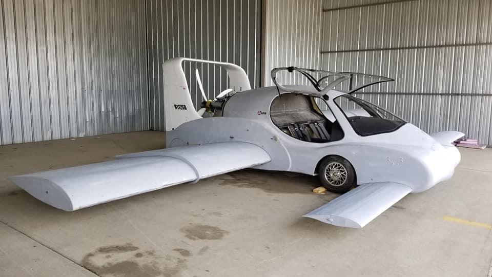Detroit Flying Cars WD-1